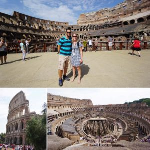 The Colosseum is remarkable 2000 years old yet still similarhellip