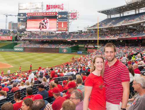 Nationals Park - 6/17/15