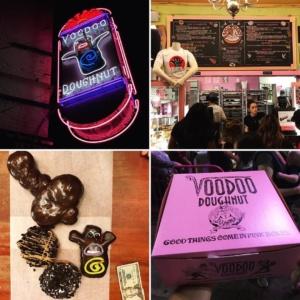 Voodoo in Portland  the original strange donut I gothellip
